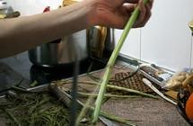 2.野菜の下準備